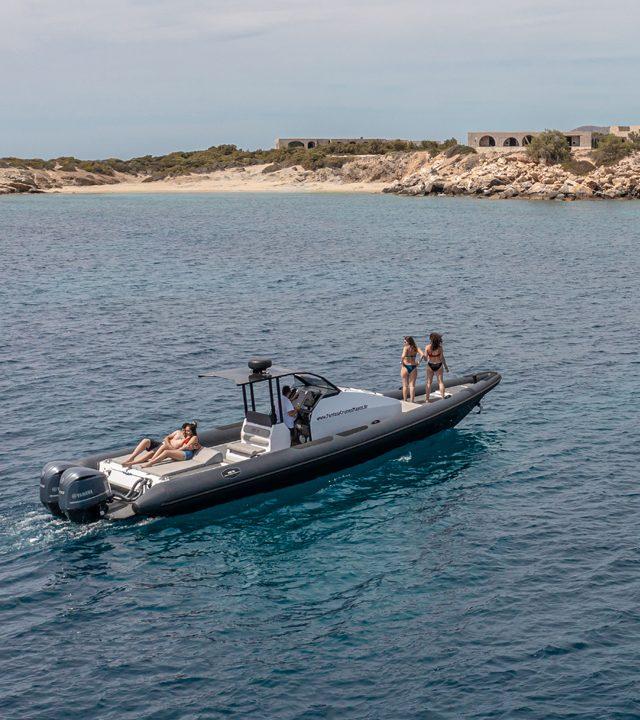 14.Fantasy Rib Boat Cruises Naxos Cyclades Greece Company Profile